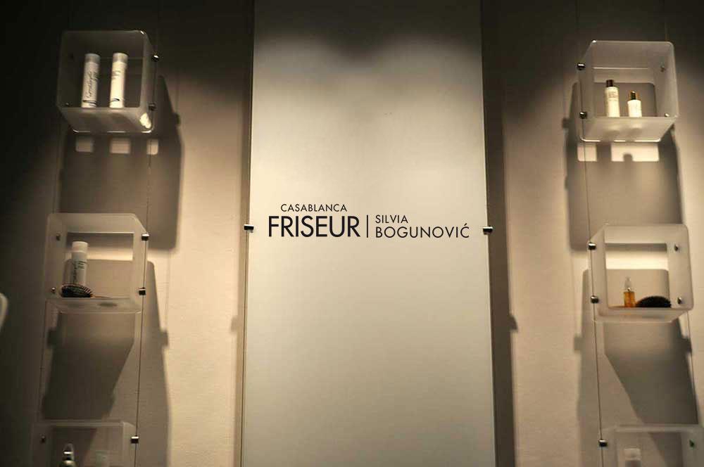 Friseursalon Casablanca - La Biosthetique Friseur in Hamburg Bramfeld